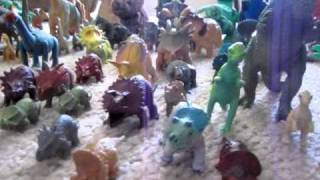 dinosaurs toy collection # 2