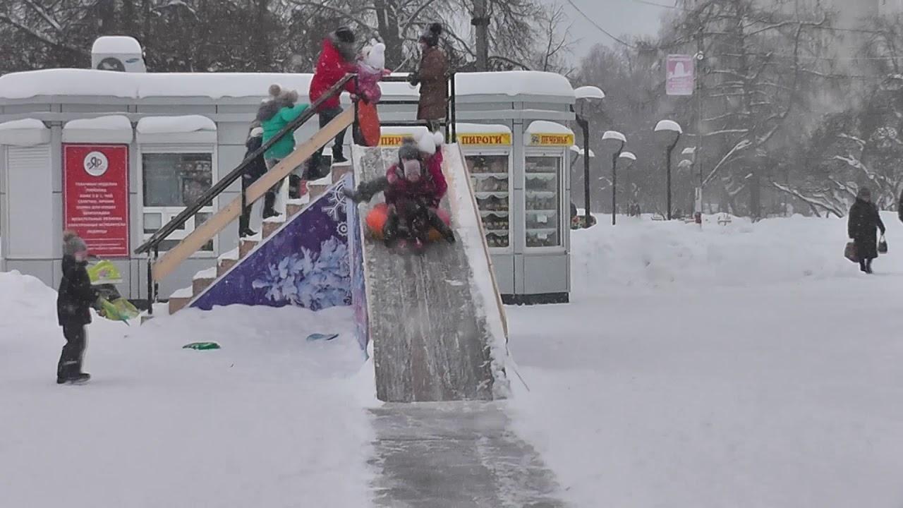 фото димитровграда зимой своим названием