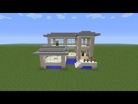 minecraft creations expensive house youtube. Black Bedroom Furniture Sets. Home Design Ideas