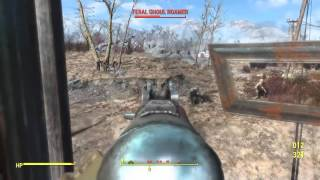 Fallout 4 Biggest settlement attack yet