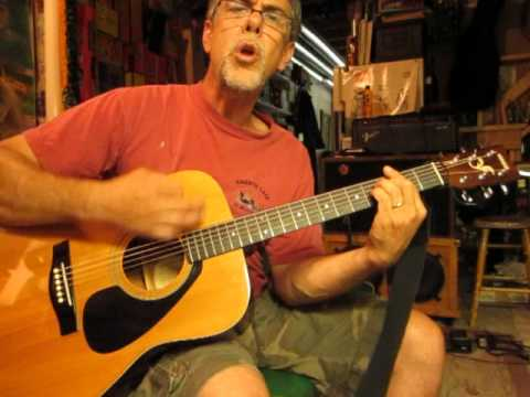 My Acoustic version of ''Main Street'' by Bob Seger