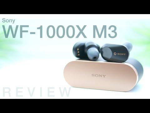 Sony WF-1000XM3 In-Depth Review   The New King of True Wireless Earphones?