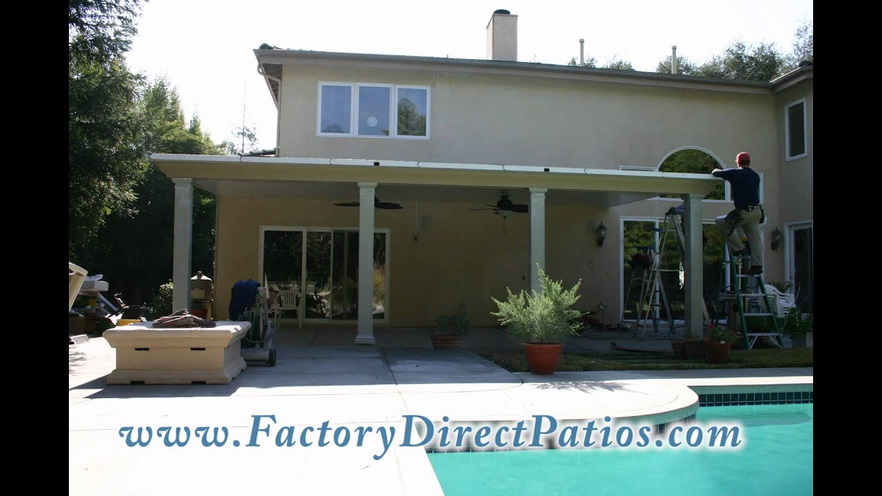 Factory Direct Patios