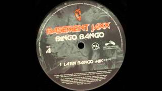 (2000) Basement Jaxx - Bingo Bango [David Morales Latin Bango RMX]