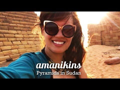 Forgotten Pyramids of Meroe Sudan!
