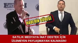 Erdoğan'dan akıl almaz iftira ve Jet cevap MP3