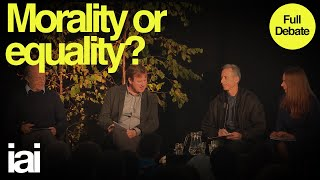 Morality or equality? | Full Debate | Peter Tatchell, Natalie Cargill, David Miller
