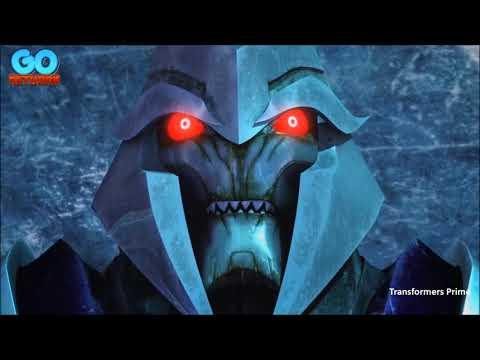 Transformers Prime Megatron Ölüyor 3.Sezon