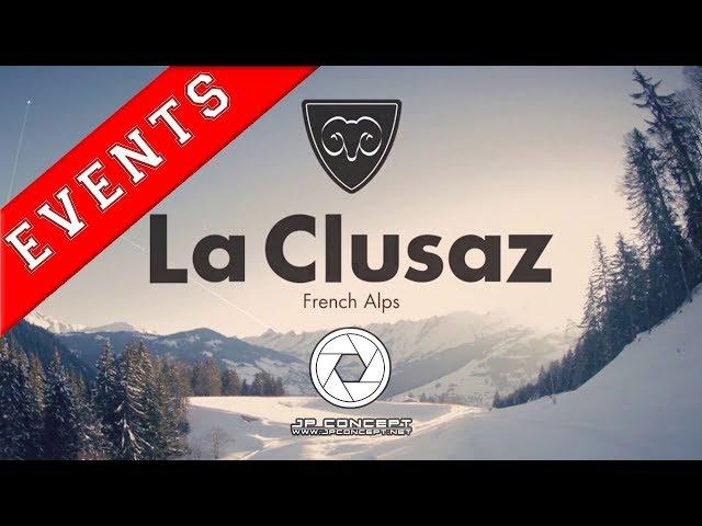 FRIENDS | SKI & RAQUETTES | LA CLUSAZ | HIVER | SAVOIE | 2018 | JP CONCEPT