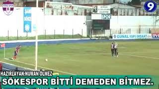 Söke spor 3 0 Ortaca spor Serdal öz (2)⚽⚽