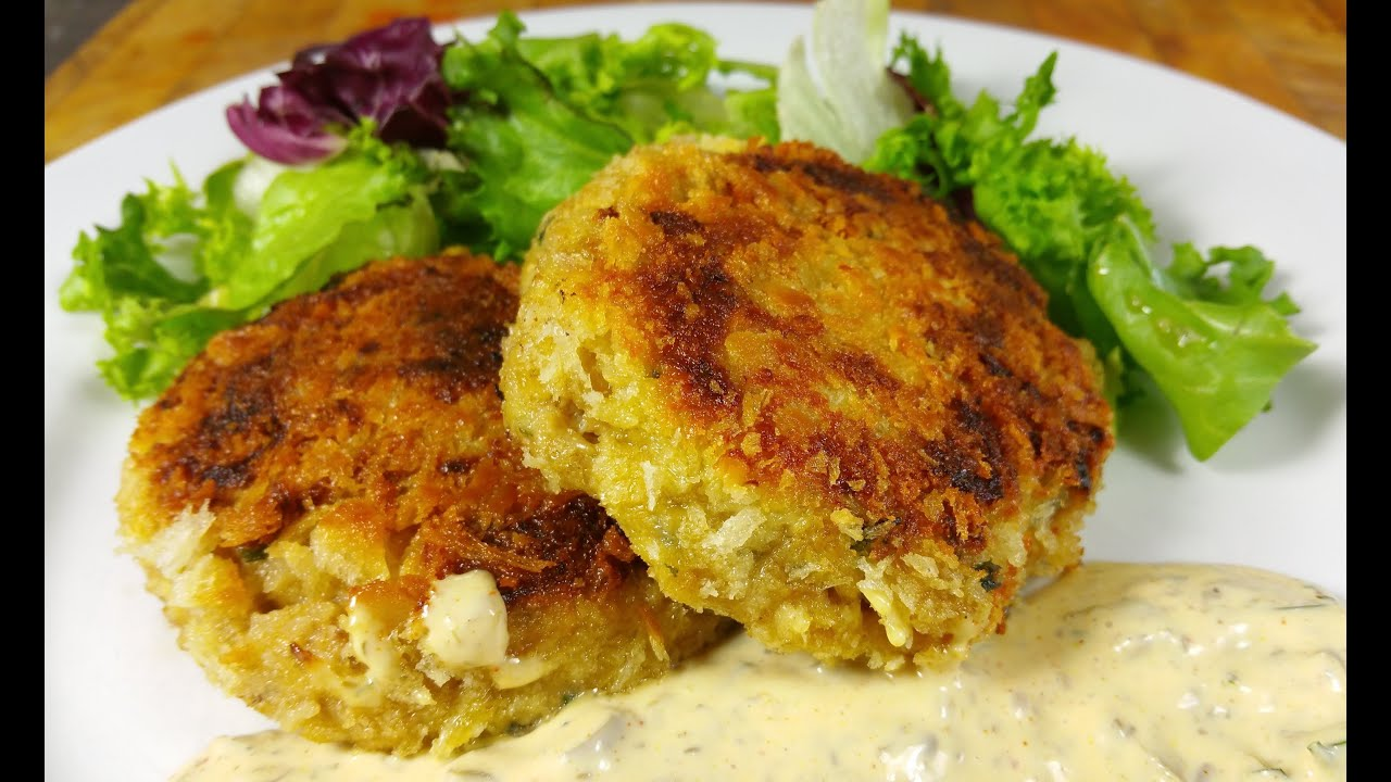 Louisiana Blue Crab Cake