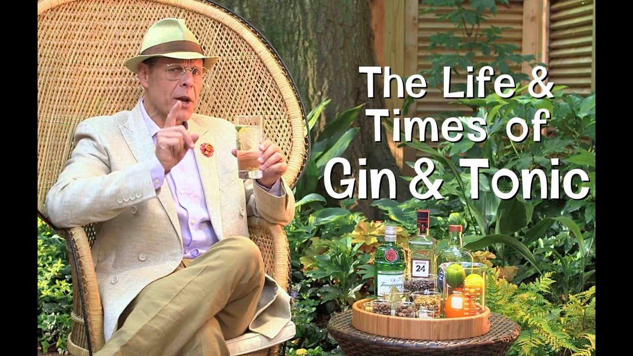The Life and Times of Gin and Tonic