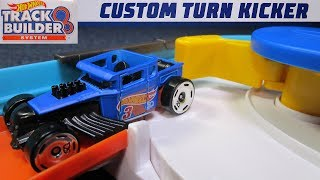 Hot Wheels Custom Curve Kicker Review by Race Grooves, Hot Wheels Track Builder System