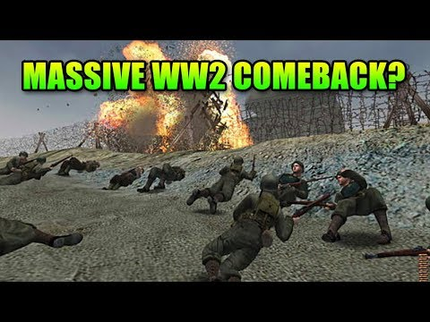 Are We In For Another WW2 Comeback? FPS Theory