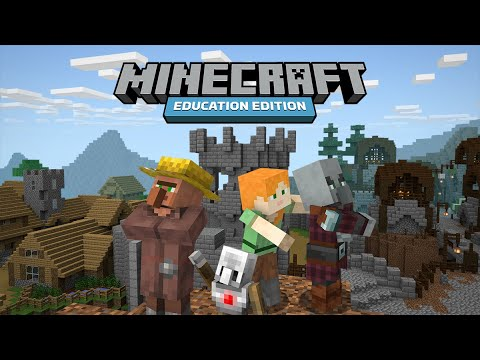 Hour of Code: A Minecraft Tale of Two Villages Tutorial