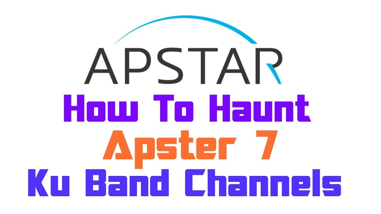 Dish Setup | Apstar 7 @76 5°E | Ku Band Channels | On 90cm Dish