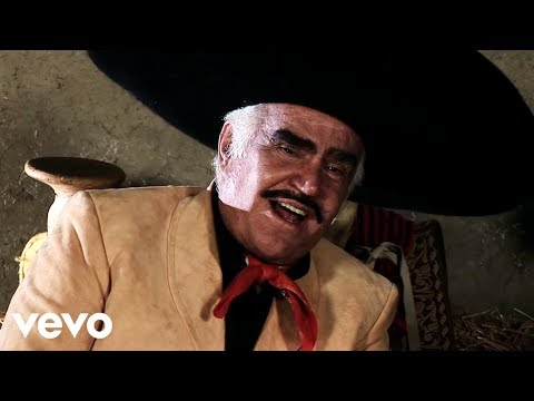 Vicente Fernández - Qué Bonito Amor (Video Clip)