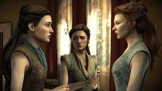 czy margaery nam pomoże  gra o tron telltale games epizod 1 odcinek 3