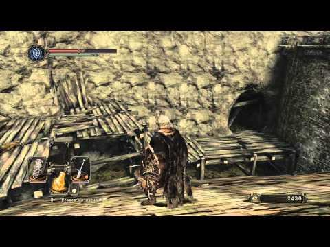 Comienza con buen pie en Dark Souls 2.
