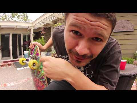 Bonzing Skateboards: 7-ply
