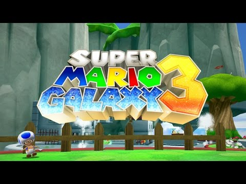 Super Mario Galaxy 2 HD Gameplay in 4K 60FPS (Dolphin)