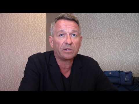 Gotham - Sean Pertwee Interview, Season 4 (Comic Con)