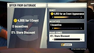 NBA 2K20 HOW TO GET MAX VC FOR YOUR FIRST GATORADE ENDORSEMENT