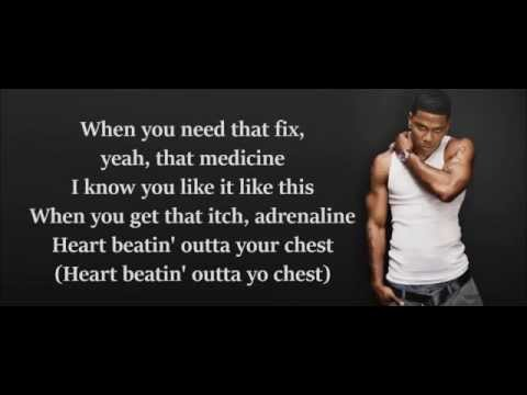 Nelly Ft  Jeremih   The Fix   With Lyrics