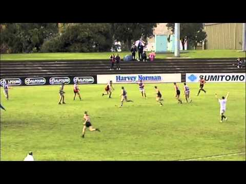 SANFL 2013 Round 14 Goal of the Day Joshua Glenn Central District
