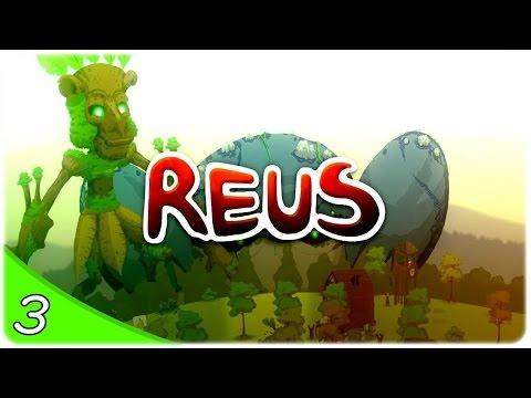 Reus - NOVA ERA COM TODOS DEUSES DA NATUREZA! #3 (PT-BR)