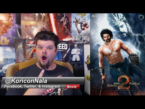 """""""Baahubali 2: The Conclusion"""" Telugu First Look Motion Poster Reaction Review"""
