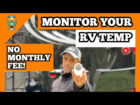 NEED TO MONITOR THE TEMPERATURE OF YOUR RV? REVIEW OF THE GOVEE WIFI TEMPERATURE MONITOR