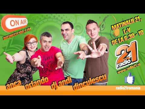 MATINALII 21: Orlando - Si-a luat Ion Aifon