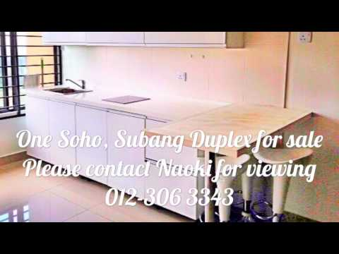 One Soho, Subang for SALE!!