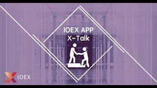 【IOEX APP】X-Talk 直播功能操作影片Teaching Tutorial