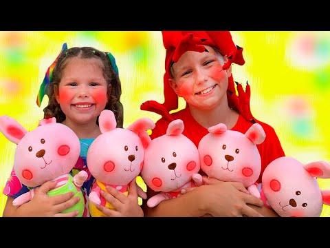 Hide and Seek song  Agnes Nursery Rhymes & Kids Songs