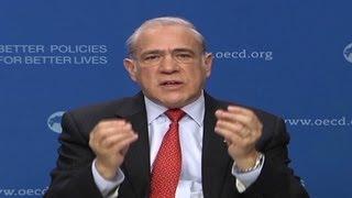 OECD: World economy is weakening