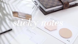 My Favorite Aesthetic Sticky Notes screenshot 4