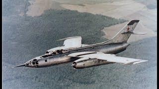 Yak-28 Firebar (Airfield traffic pattern)