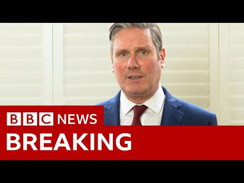 Keir Starmer elected as new Labour leader - BBC News