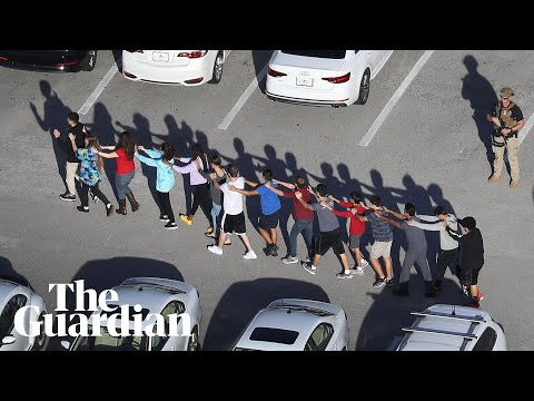 17 confirmed dead in 'horrific' attack on Florida high school