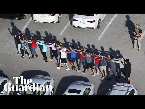 17 Confirmed Dead In 'horrific' Attack On Florida High School