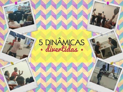 5 Dinâmicas Divertidas
