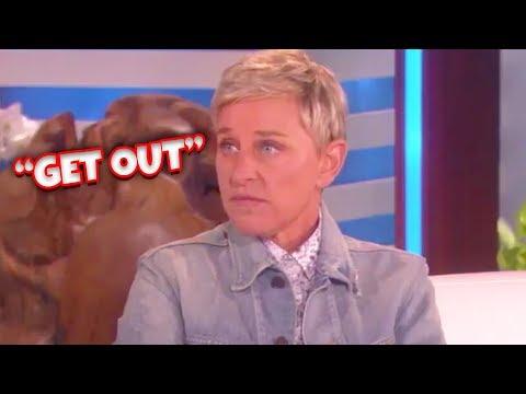 When Ellen Loses Her Temper