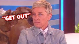 Download When Ellen Loses Her Temper Mp3 and Videos