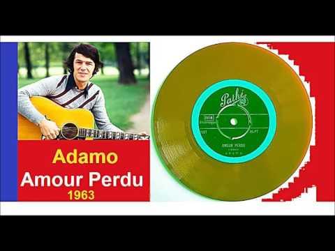 Adamo - Amour Perdu (Vinyl)