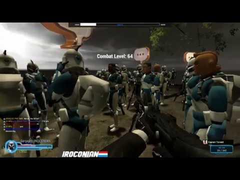 Star Wars RP: funny Clone Wars Defense