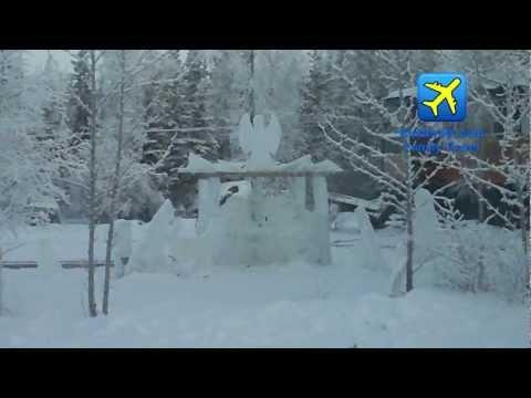 KinderJet.com presents Northern Canada Winter