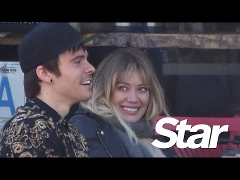 hilary duff dating personal trainer