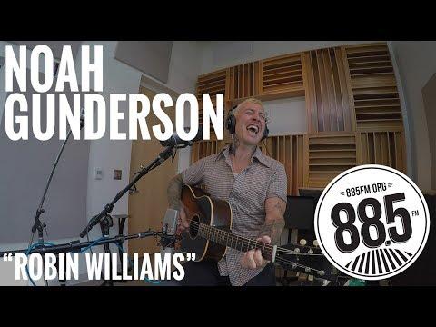 "Noah Gundersen || Live @ 885FM || ""Robin Williams"""